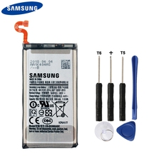 Original Replacement Phone Battery EB-BG960ABE For Samsung GALAXY S9 G9600 EBBG960ABE G960F SM-G960 Rechargeable Battery 3000mAh куртка onttno g960 2014