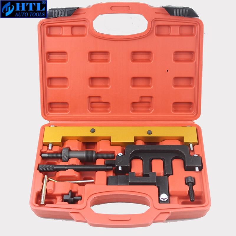 Kit d'outils de blocage de calage du moteur à essence pour BMW N42 N46 N46T B18/-A B20/-A/-B arbre à cames