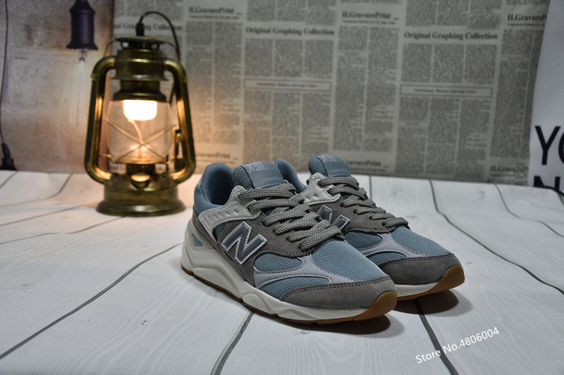 2019 original New Balance X90 Series Retro Shoes Leisure Running Shoes 8 color