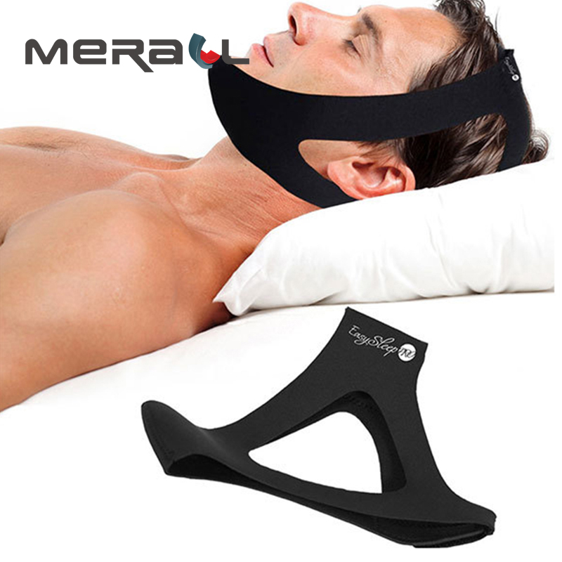 Triangular Anti Snoring Belt Anti Snore Chin Strap For Mouth Breathing Anti Snore Device Improve Sleep Quality Better Breath