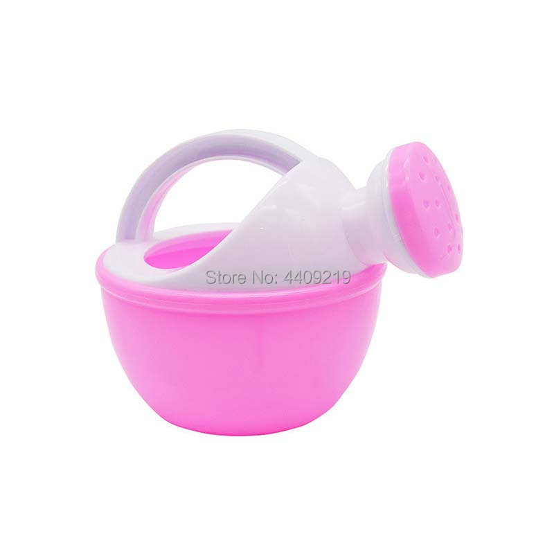 Baby Bath Toy Plastic Watering Can Watering Pot Beach Toy Play Sand Toy Gift for Kids 2