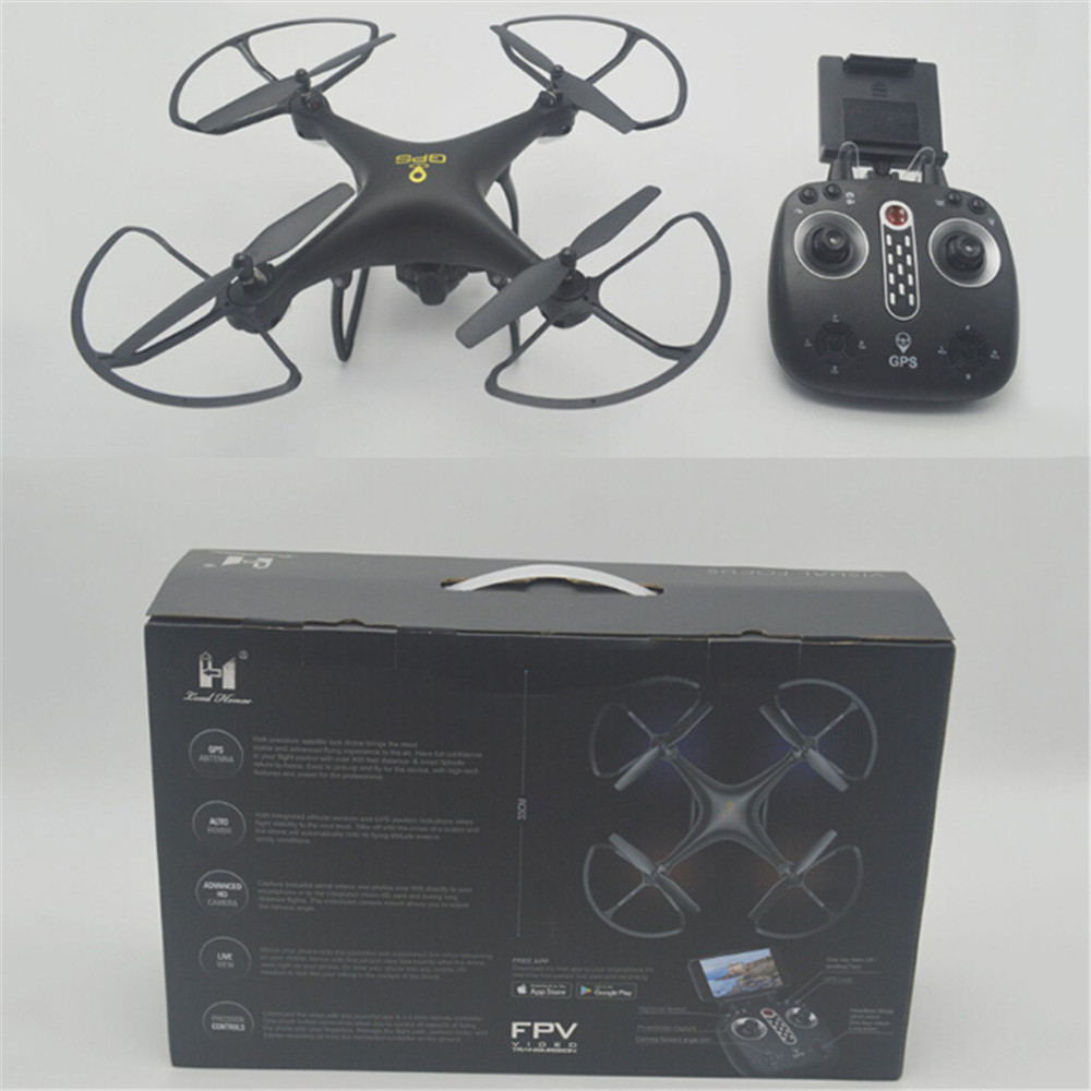 New Arrival GPS WiFi 720P FPV RC Drone - RTF Altitude Hold Follow Me Waypoint Point of Interest Quadcopter Remote Control ToysNew Arrival GPS WiFi 720P FPV RC Drone - RTF Altitude Hold Follow Me Waypoint Point of Interest Quadcopter Remote Control Toys