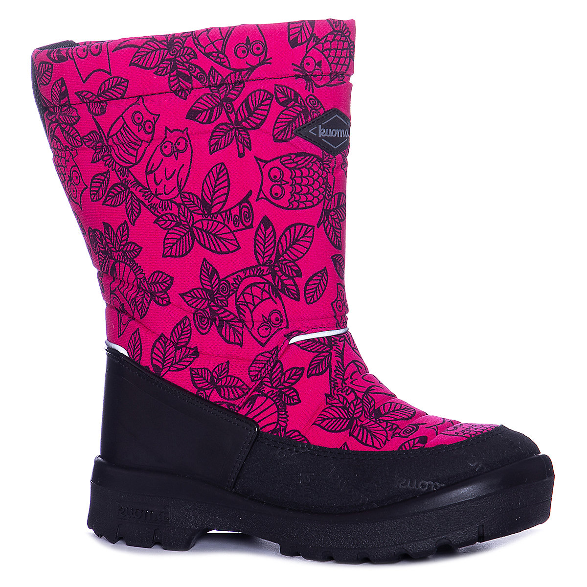 Boots KUOMA for girls 9491286 Valenki Uggi Winter shoes Children Kids