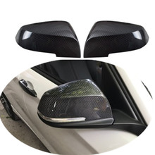 1 Pair Rearview Mirror Cover Cap ABS for BMW Series 1 2 3 4 X F20 F21 F22 F30 F31 F34 F35 F32 F33 F36 X3 ebilaen car radio multimedia for bmw f30 f31 f36 f34 f32 f33 f20 f21 nbt system unit pc android 10 0 autoradio navigation gps