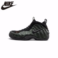 Nike Air Foamposite Pro New Arrival Original Imioio Blackish Green Army Bubble Running Shoes Comfortable Sneakers#624041 304