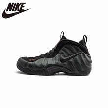 Nike Air Foamposite Pro New Arrival Original Imioio Blackish Green Army Bubble Running Shoes Comfortable Sneakers#624041-304