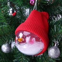 Снеговик, шар, украшения, рождественские подарки для детей, игрушка, Рождественская елка, украшение, шар, украшение, подарки на год, украшение для дома