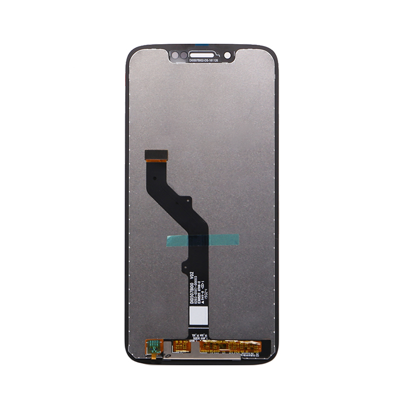 Mixed Set Of Screens Several For Brands And Spare Parts Of Cell Phones