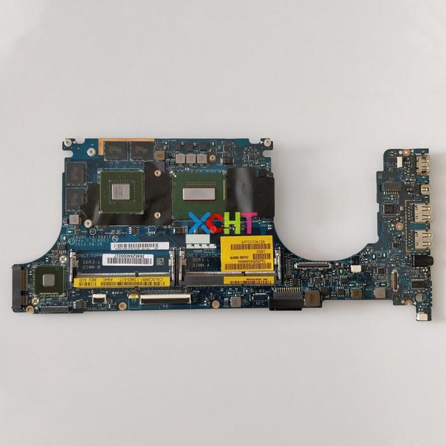 C8R81 0C8R81 CN 0C8R81 LA 9941P w i7 4702HQ CPU N15P Q1 A2 K1100M 2 GBGPU لديل الدقة M3800 الكمبيوتر الدفتري المحمول اللوحة