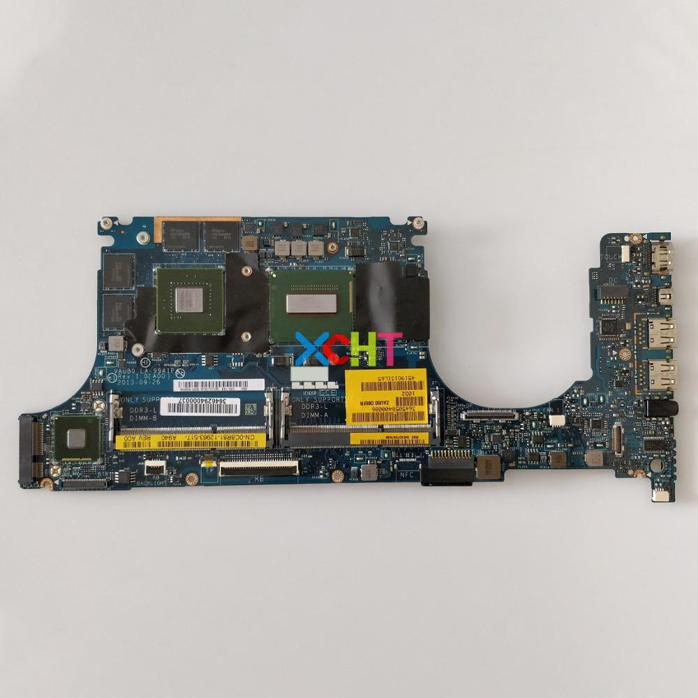 C8R81 0C8R81 CN 0C8R81 LA 9941P w i7 4702HQ CPU N15P Q1 A2 K1100M 2GBGPU for Dell Precision M3800 NoteBook PC Laptop Motherboard-in Laptop Motherboard from Computer & Office