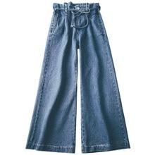 Spring Summer Jeans For Women High Waist Loose Denim Pants Wide Leg Long Femme Trousers Female Boyfriend Jeans цена и фото