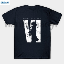 GILDAN Final Fantasy VI - Minimal T-Shirt