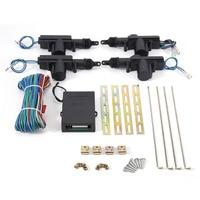 Car System Auto Central Lock Kit Door Lock Keyless Entry System Kit Universal