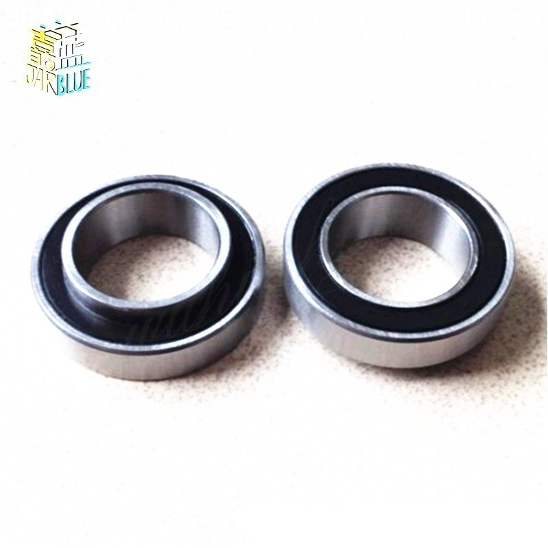 Free Shipping 2pcs Mr22237-2rs (22.2*37*8/11.5mm) 22237 Balls Bicycle Bottom Bracket Repair Parts Mr22237 2rs Ball Bearings