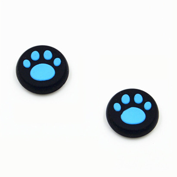 2pcs Silicone Catlike Joystick Thumb Stick Grip Cap for PS3 PS4 Xbox One/360  GDeals 2