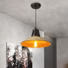 Lámparas colgantes fijas vintage Retro estilo Loft lámpara colgante Edison Industrial lámpara colgante para cocina Bar tienda iluminación