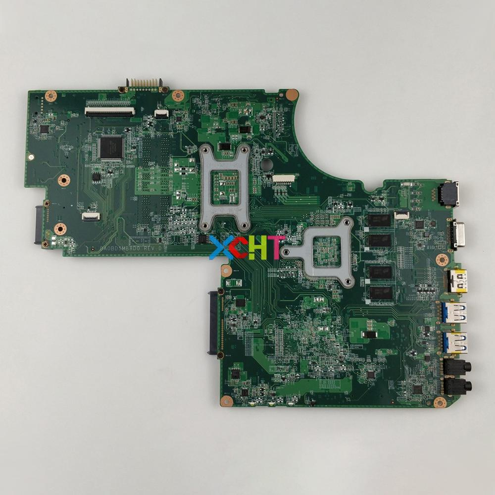 Image 2 - A000243200 DA0BD5MB8D0 w GT740M GPU for Toshiba Satellite S75 L75 Laptop Notebook PC Motherboard Mainboard-in Laptop Motherboard from Computer & Office