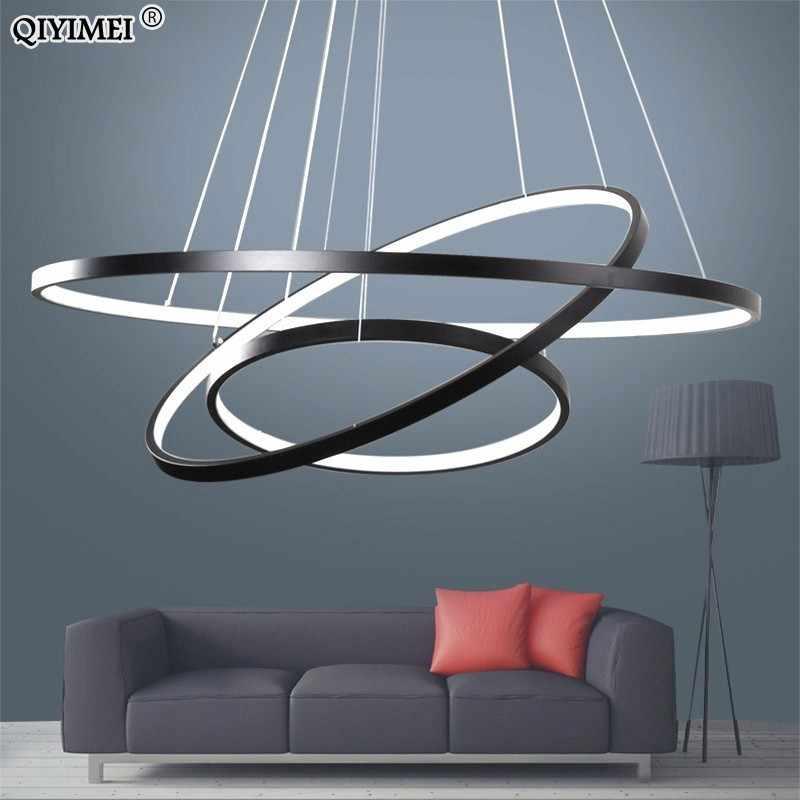 Черно-белая рамка Подвесные светильники для столовой лампа современная люстра abajur освещение блеск винтажный светодиодный подвесной светильник