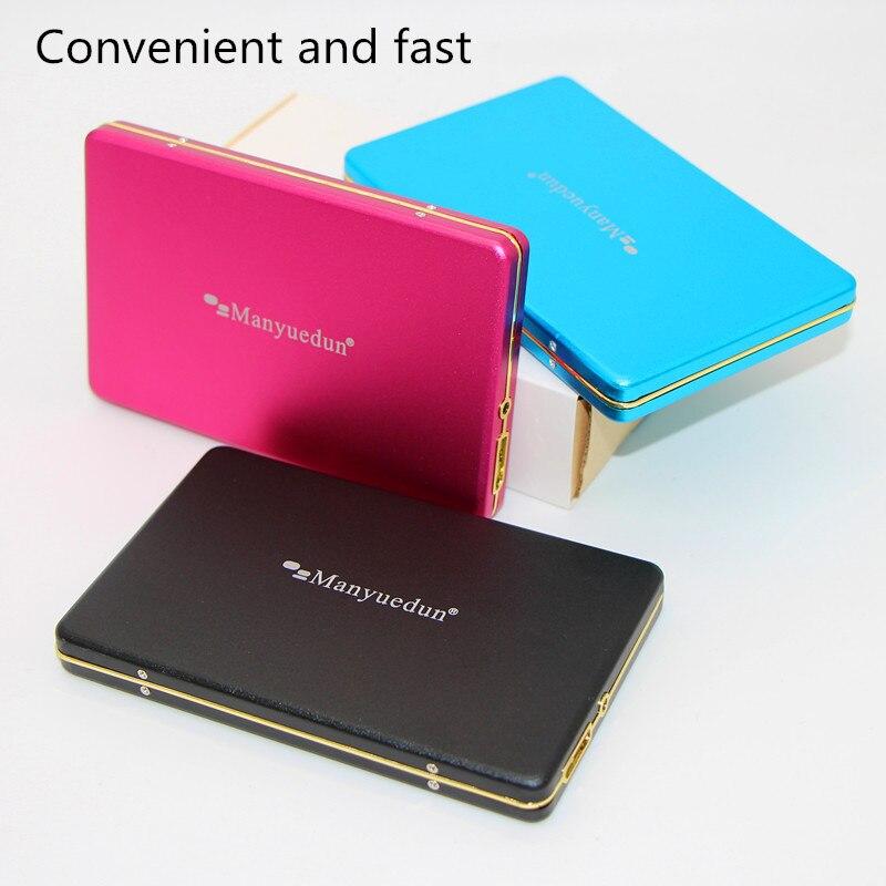 High Speed Usb 3.0 Externe Festplatte Hdd Hd Festplatte 500g Mobile Festplatte 500 Gb Hdd Lagerung Geräte Für Computer Schreibtisch Lapto Externer Speicher