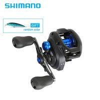 2018 Shimano Newest Original SLX 150 150HG 151 151HG Baitcasting Reel Hagane Body Low Profile Fishing Reel 3+1BB Fishing