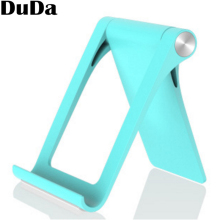 DuDa Desk Phone Holder Stand for iPhone xs max 8 X 7 6 Samsung Galaxy S9 S8 Foldable Support Mobile Smartphone Accessories