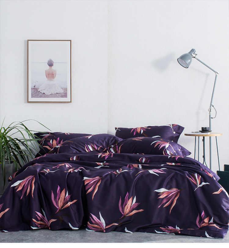 printing Digital print Bedding Set Quilt Cover Design Bed Set Bohemian a Mini Van Bedclothes 4pcs BE1294