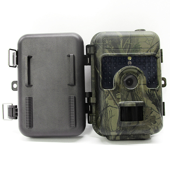 940nm Wild Camera 0.6s Fast Shooting Digital Trail Cameras HD 1080P Hunting Cameras Trap Game Cameras Black IR Wildlife Cameras фото