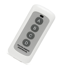 Onsale DC12V Wireless Code Key 433MHz 4BTN Remote Control Switch Transmitter For Garage Door Mayitr