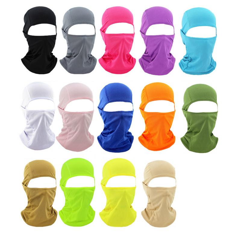 Party Outdoor Sports Neck Mask Winter Warm Ski Snowboarding Wind Caps Police Cycling Balaclava Motorcycle Mask