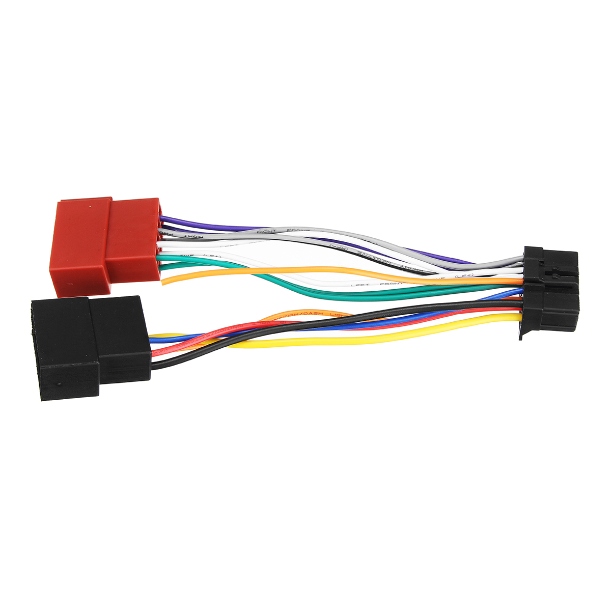 small resolution of car stereo radio iso wiring harness connector 16 pin pi100 for pioneer 2003 on in cables adapters sockets from automobiles motorcycles on