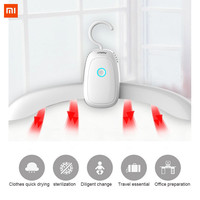 Xiaomi JIMMY GY101 Electric Portable Folding Mini Super Fast Drying Hanger Electric Clothes Dryer Hot Nature Wind