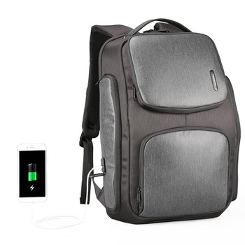 Solar Backpack Fast USB Charging