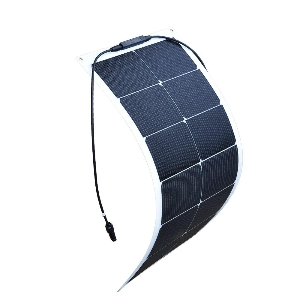 XINPUGUANG solar panel 6V 40W Monocrystalline Photovoltaic Panels 40 watt 6.66A DC charging for RV Car boat outdoor travel xinpuguang solar panel 6v 40w monocrystalline photovoltaic panels 40 watt 6 66a dc charging for rv car boat outdoor travel