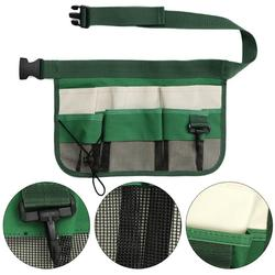 Garden Cleaning Tool Bag With Cover High Quality Tool Belt for Screwdriver Pouch Durable Waist Tool Holder