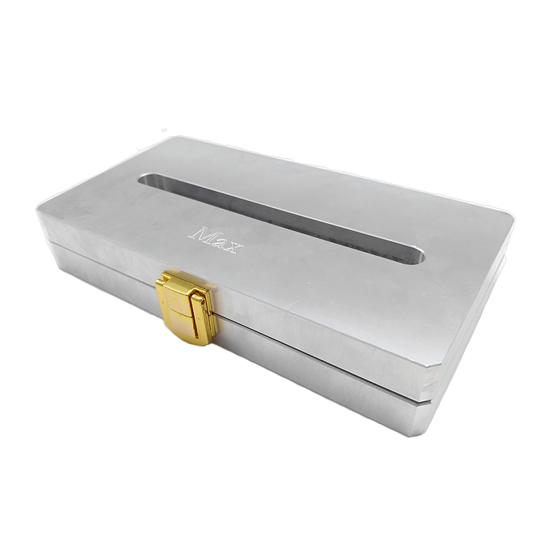 1 Pcs For iPhone X XS XS MAX LCD Frame Bezel Glue Dispensing Metal Mold Used for Dispenser OCA Lamination Repair Mold