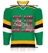 16b0a30be 2019 Factory Custom Free Design Logo Wholesale Ice Hockey Jerseys Replica  Home Away Mens Vintage Embroidered