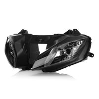 1 Pair Motorcycle Headlight For 2006 2007 for Yamaha Yzf r6 Yzf R6 Yzf R6 Front Head Light Lamp Headlamp Clear 2006 2007
