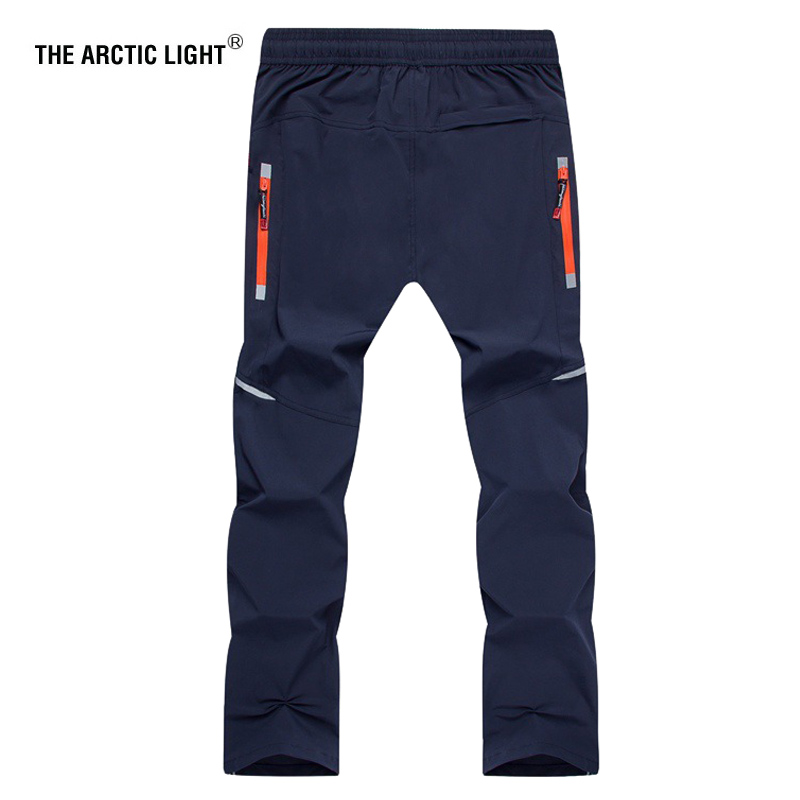THE ARCTIC LIGHT Summer Outdoor Women Fluorescence Breathable Quick Dry Pants Windproof Waterproof Trousers Camping Trekking