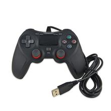 PS4 Wired Controller USB Gamepad Controller with The Dual Vibration for Playstation 4/PS4 Slim/PS4 Pro Game
