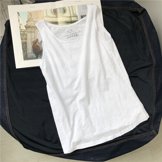 Summer Casual Cotton Camisole