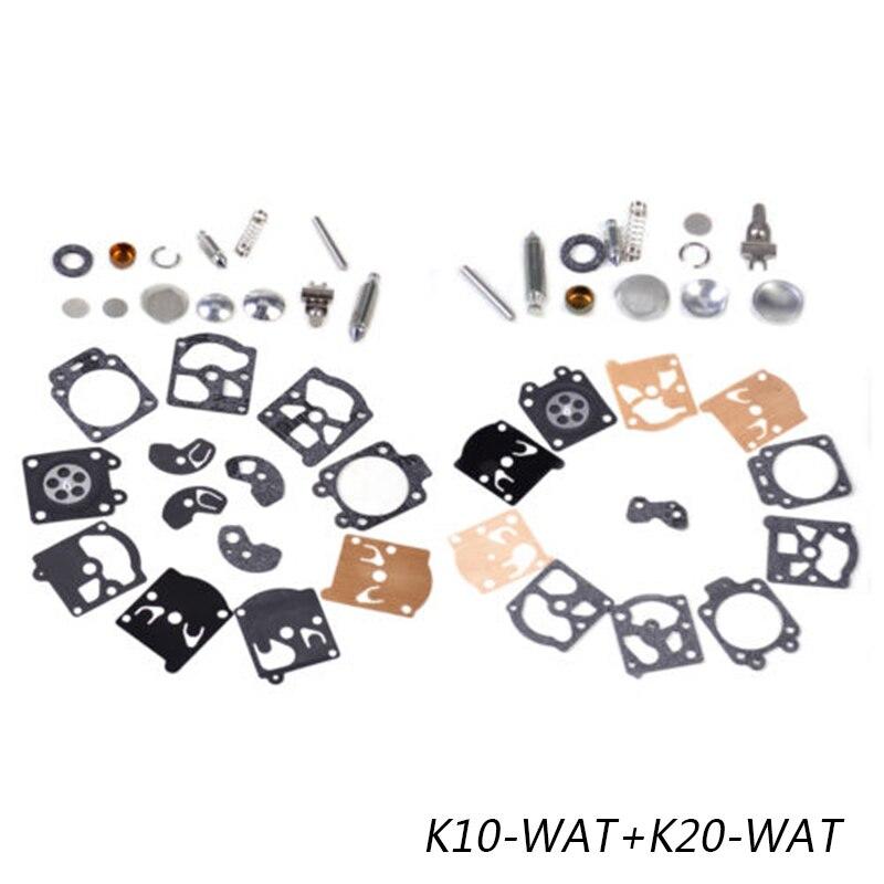 Durable Carburetor Repair Kit Gasket Diaphragm For Walbro K10-WAT K20-WAT WA WTDurable Carburetor Repair Kit Gasket Diaphragm For Walbro K10-WAT K20-WAT WA WT