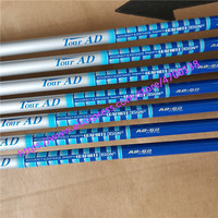 Golf Irons Clubs golf shaft TOUR AD 65 Graphite Golf shaft Regular or Stiff or SR flex 10pcs/lot Golf clubs