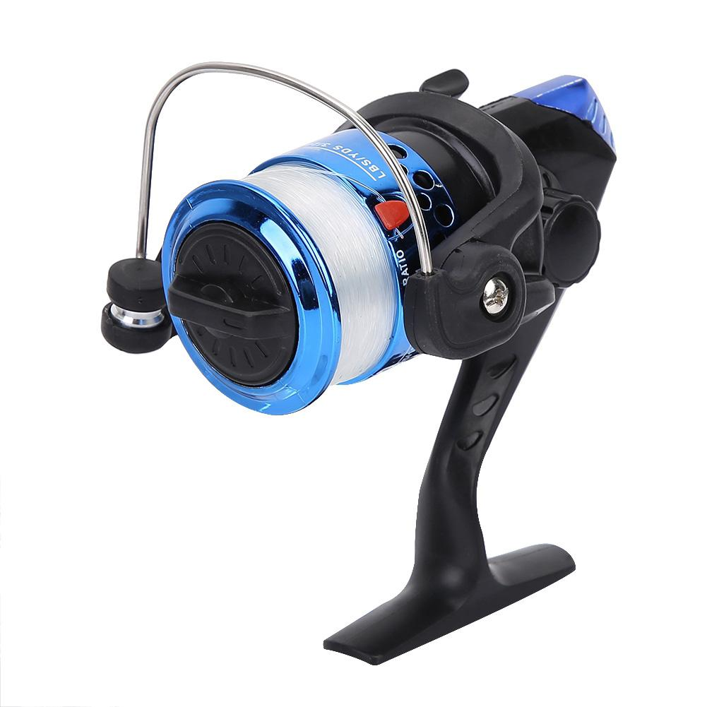 Spinning Reel Wheel-Bearings Fishing-Gear Metal-Fish-Reel Mini-Type 170g Outdoor-Tools