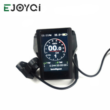 EJOYQI Bafang 850C ebike colorful display BBS01 BBS02 BBSHD new design conversion kit for electric bicycle free shipping