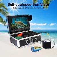 9 дюймовый 1000 ТВЛ ЖК дисплей монитор подводный Рыболокаторы Sonar Рыбалка Камера 50 м