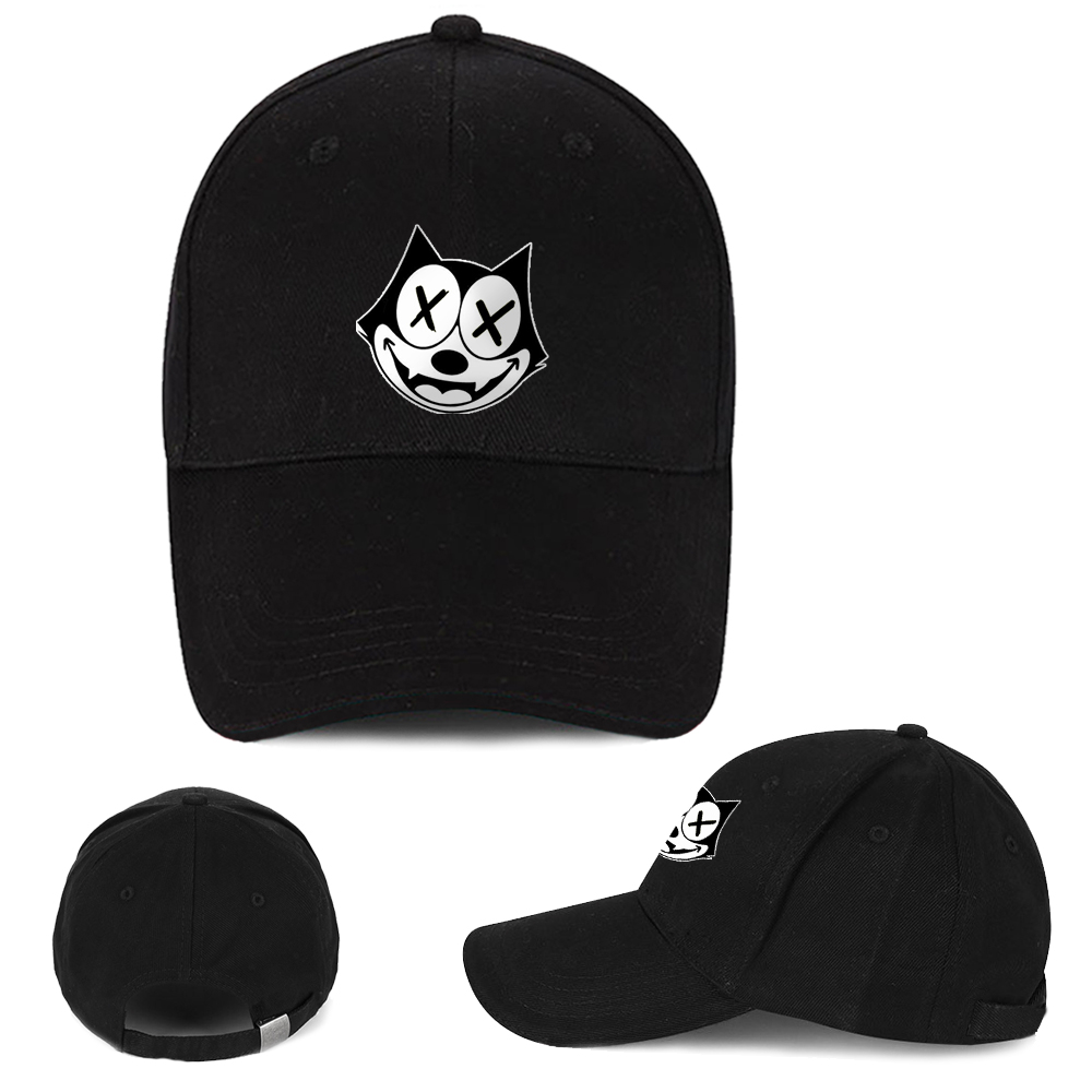 Gian Ics Hot Anime Felix The Cat Bisbol Cap Lucu Gambar