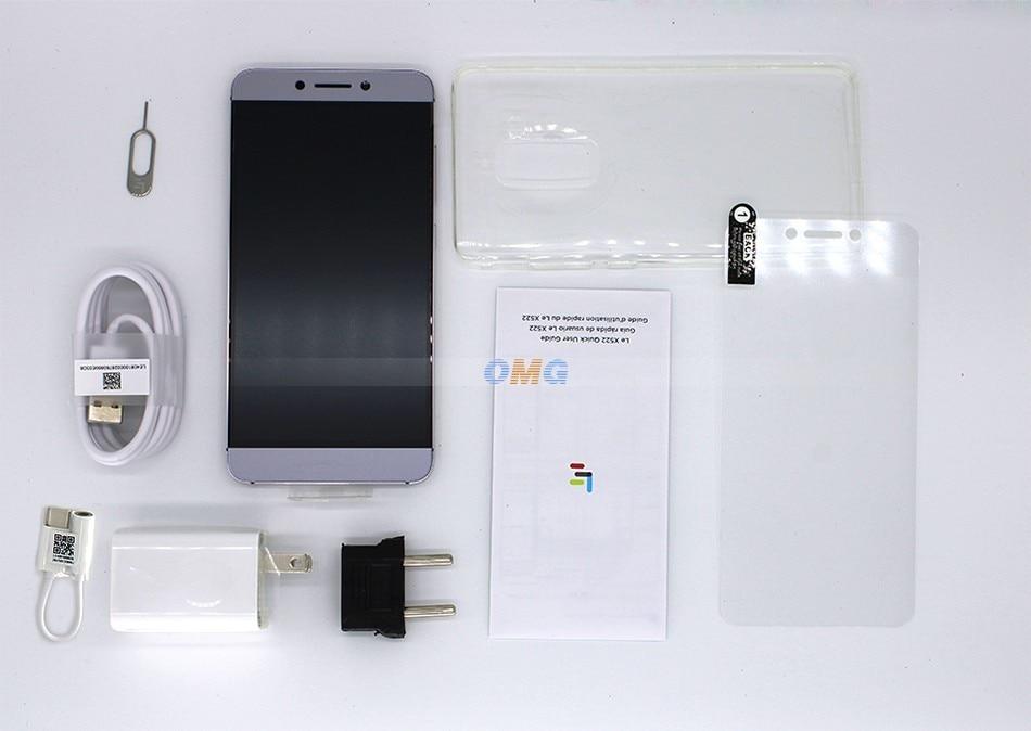 Letv LeEco Le 2 X520 Snapdragon 652 Octa Core 4G Smartphone 3GB RAM 64GB ROM 5.5