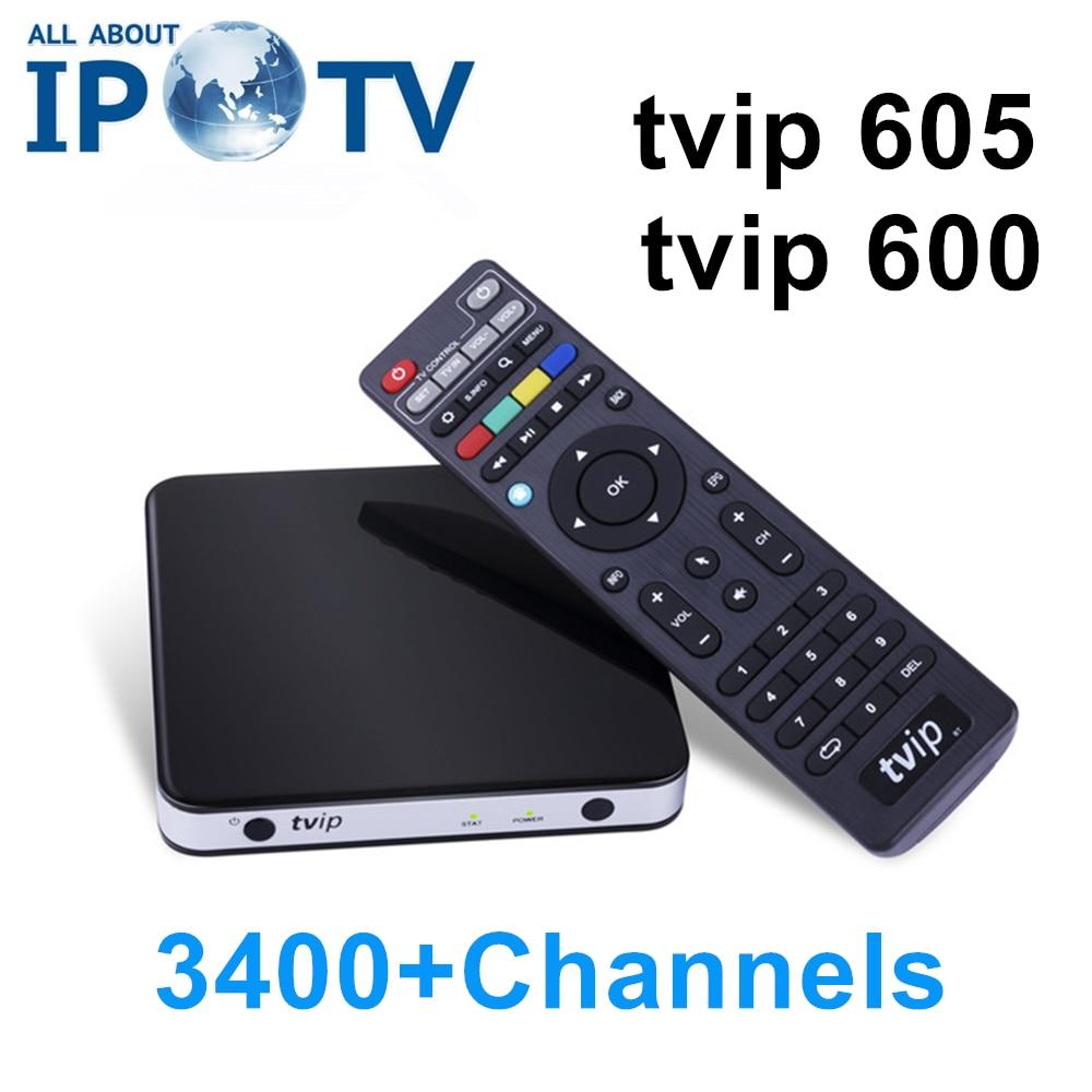 Original Tvip605 Tvip600 4K IPTV Arabic EVDTV UK USA Iran Israel Middle East Pakistan Egypt India