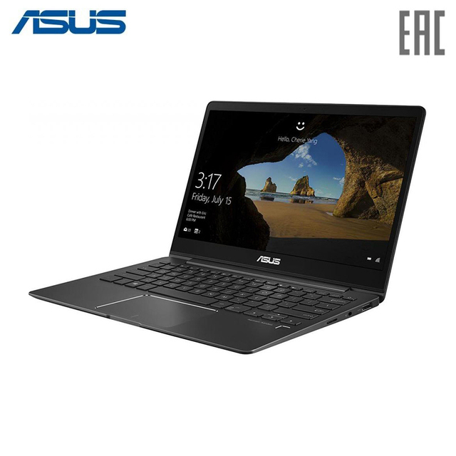 "Ноутбук ASUS UX331UA Intel i5 8250U/8Gb/256Gb SSD/13.3"" FHD IPS Anti-Glare/Camera/Wi-Fi/Windows 10 Royal Blue (90NB0GZ1-M02850)"