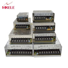 купить Output Switching Power Supply DC15-350 W For LED Light Strip Display NES Enkele Output Voeding Transformator по цене 992.58 рублей